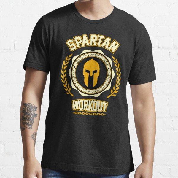 Spartan Workout Essential T-Shirt