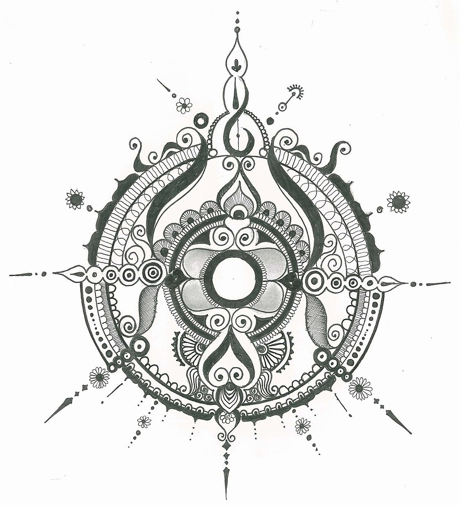Mandala by TheTangleHub