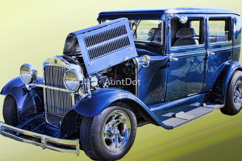 1929 Essex Challenger Super 6 by AuntDot