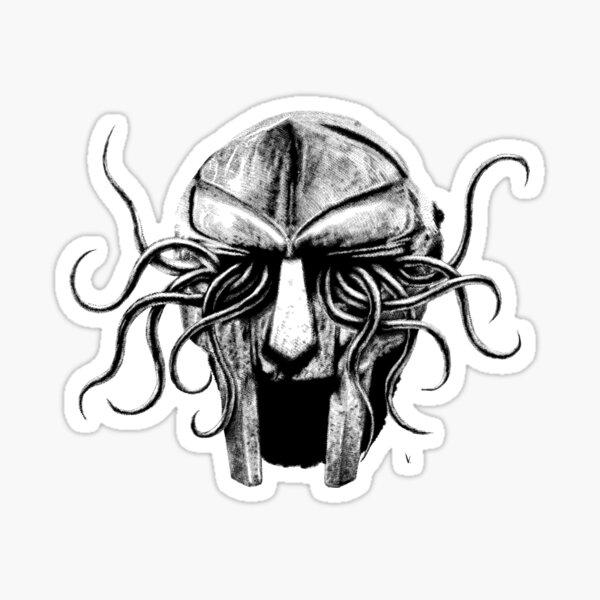 MF OCTOPOOS Sticker