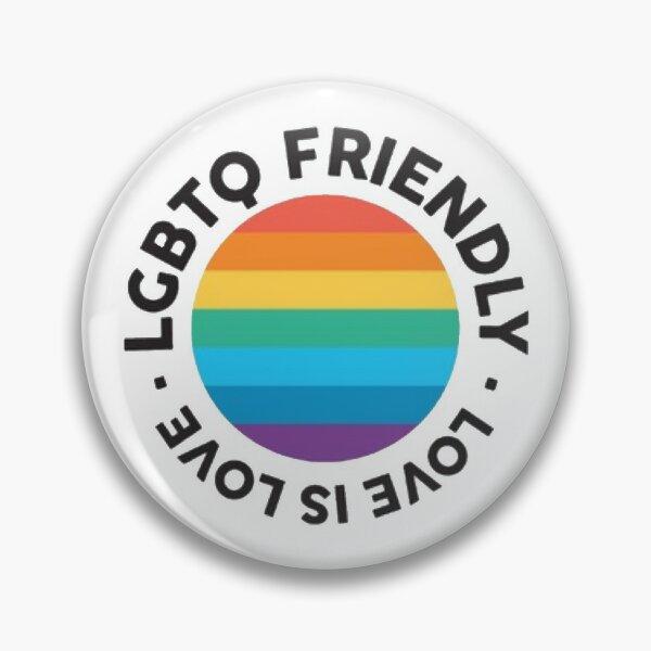 LGBTQ+ Pin