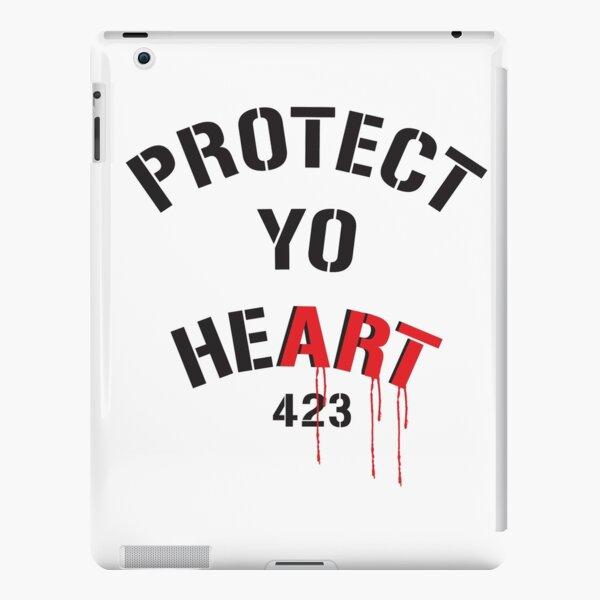 ProtectYoHeArt Original Logo iPad Snap Case