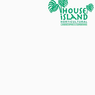 House Island by redacedesigns