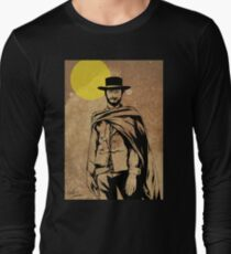 Cowboy legend - Clint Eastwood / Dirty Harry minimalist T-Shirt
