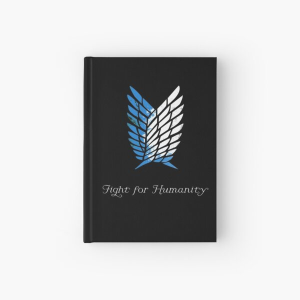 Fight for Humanity Hardcover Journal