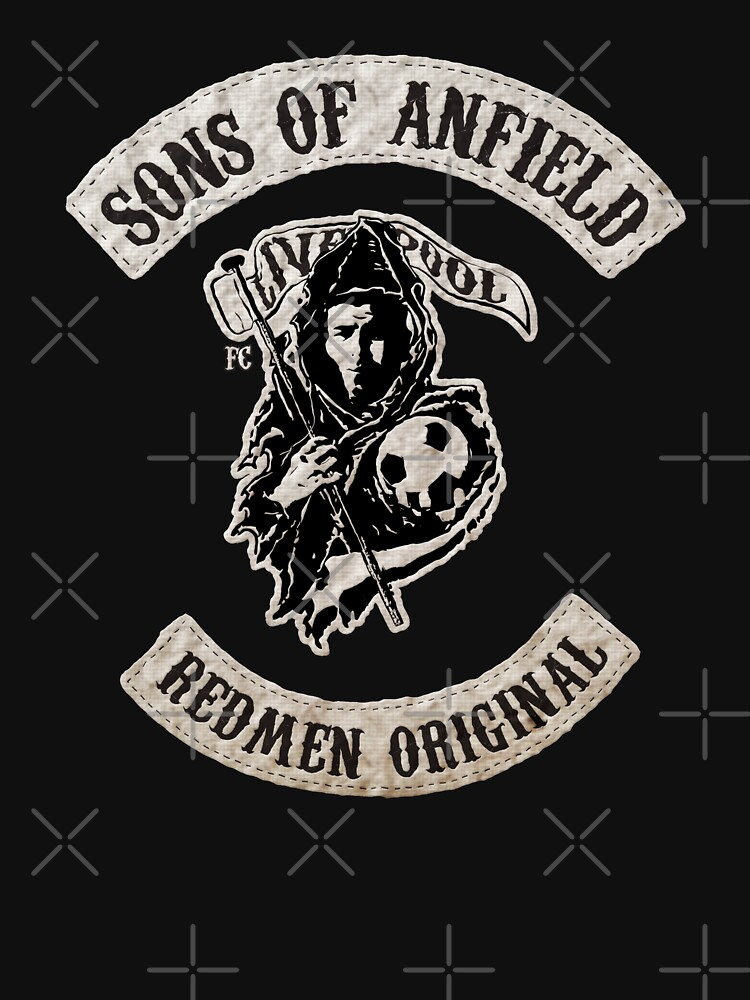 Sons of Anfield - Redmen Original | Classic T-Shirt