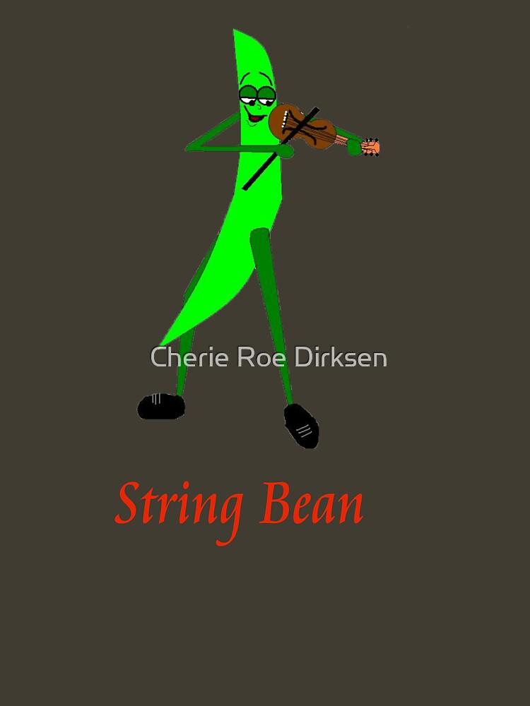 String Bean by cheriedirksen