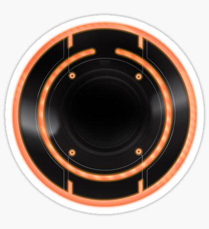 Tron Legacy - Rinzler ID Disc Sticker