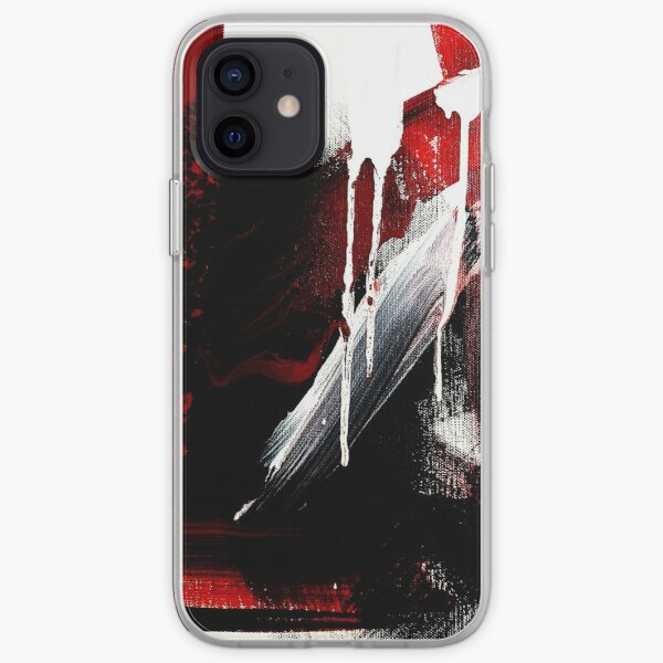 Disintegration - Fine Art Painting iPhone Soft Case