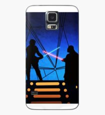 STAR WARS! Luke vs Darth Vader  Case/Skin for Samsung Galaxy