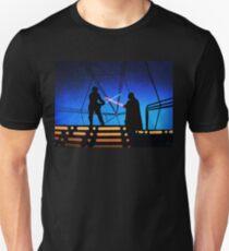 STAR WARS! Luke vs Darth Vader  T-Shirt