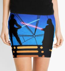 STAR WARS! Luke vs Darth Vader  Mini Skirt