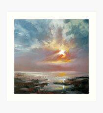 Hebridean Sky Study 4 Art Print