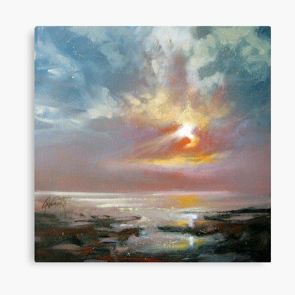 Hebridean Sky Study 4 Canvas Print