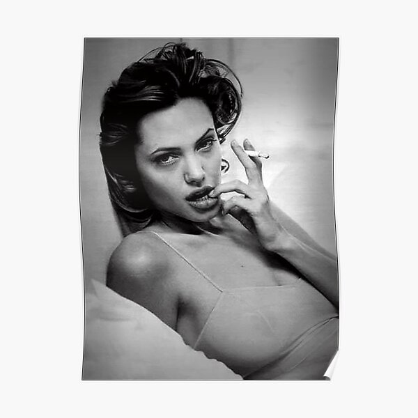 Sexy Angelina Jolie Poster