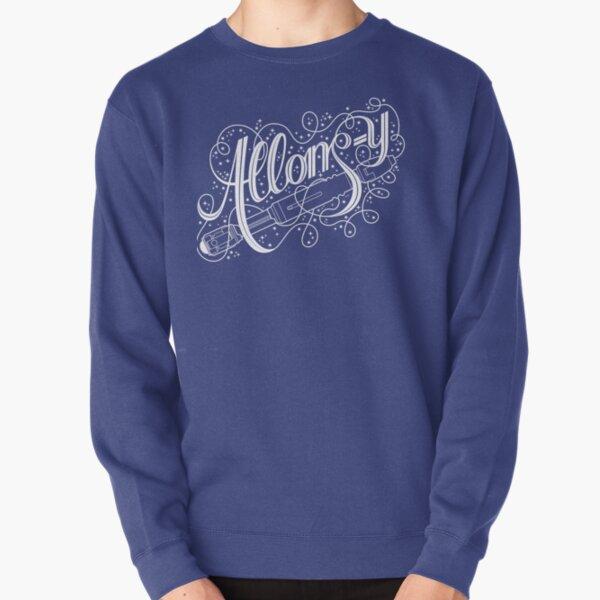 Allons-y! Pullover Sweatshirt