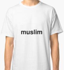 muslim Classic T-Shirt