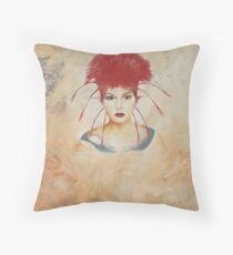 Brave New World Throw Pillow