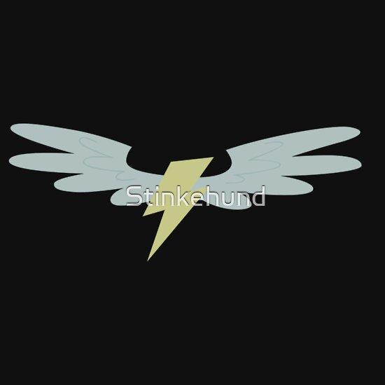 TShirtGifter presents: Wonderbolts logo