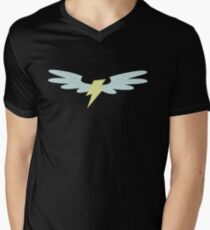 Wonderbolts logo Men's V-Neck T-Shirt