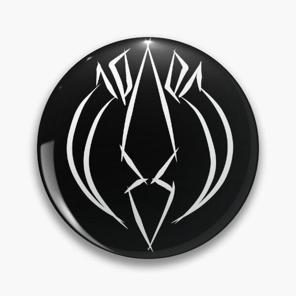 Spellbreaker (white) Pin