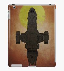 I'm a leaf on the wind - Firefly / serenity  iPad Case/Skin