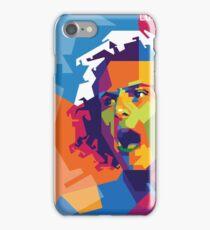 """WPAP - """"David Luiz"""" iPhone Case/Skin"""