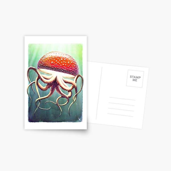 Amonita Molluscaria Carte postale