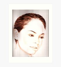 Kristin Art Print