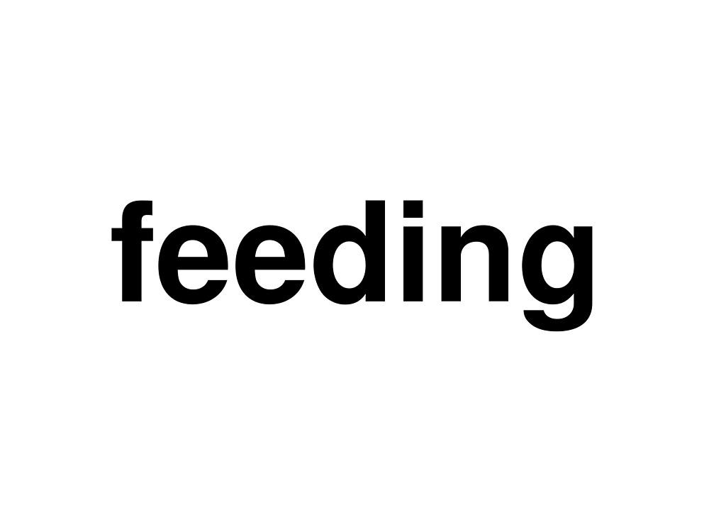 feeding by ninov94