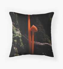Tiny little things Throw Pillow