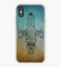 I'm a leaf on the wind - Firefly / serenity variant iPhone Case