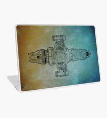 Ich bin ein Blatt im Wind - Firefly / Serenity-Variante Laptop Skin