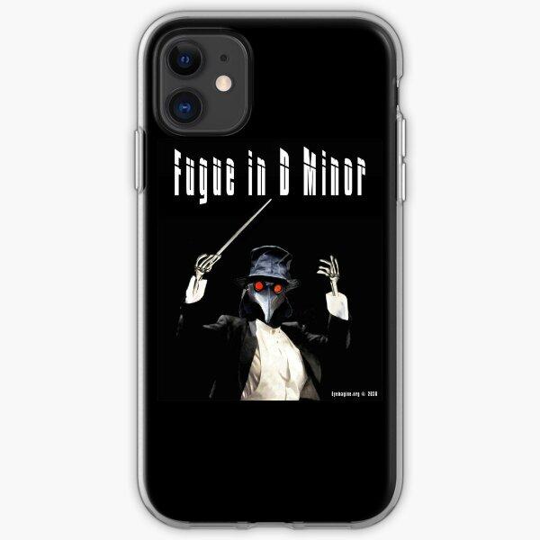 Fugue in D Minor iPhone Soft Case