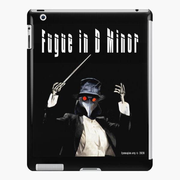 Fugue in D Minor iPad Snap Case