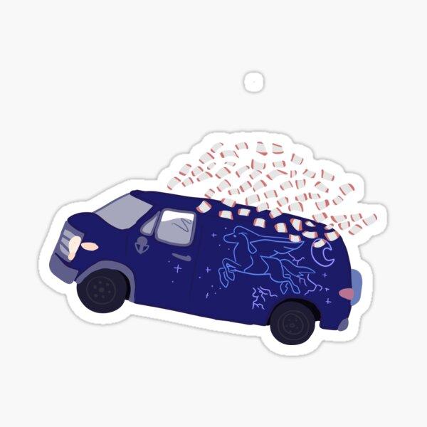 Parking Violations Sticker