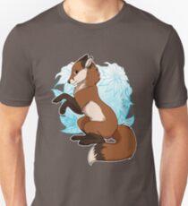Red Fox Tee - Blue T-Shirt