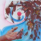 Butterflies, a Metamorphosis by Claudia Dose