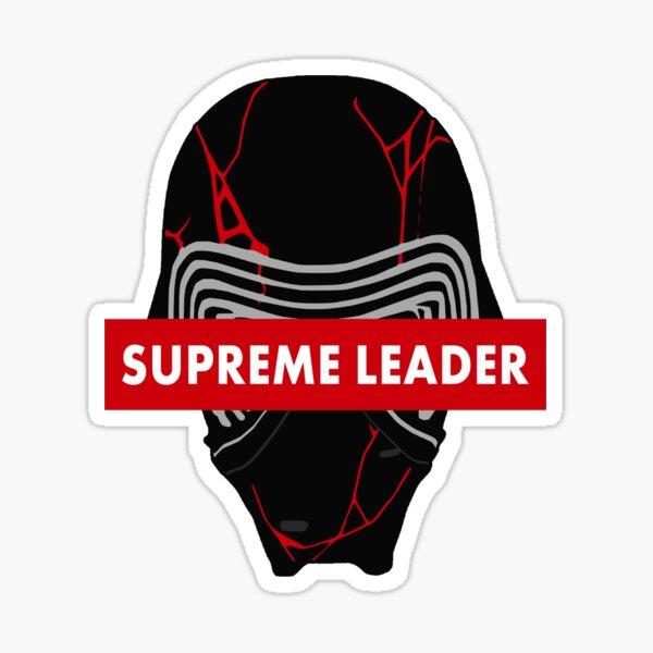 Supreme Leader Ren Sticker