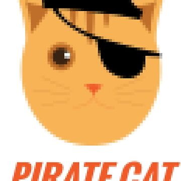 Pirate Cat is Always Right by copyme