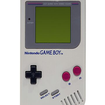 Nintendo Gameboy iPhone 4/4S Case by vagelisgeo