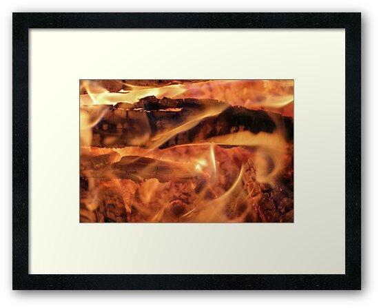 Campfire2 by Gary Horner