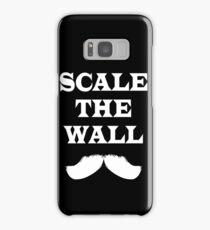 Scale The Wall Blackwall  Samsung Galaxy Case/Skin