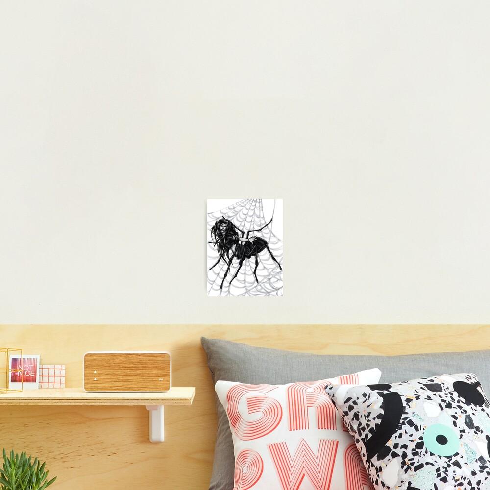 Arachnomorph Photographic Print
