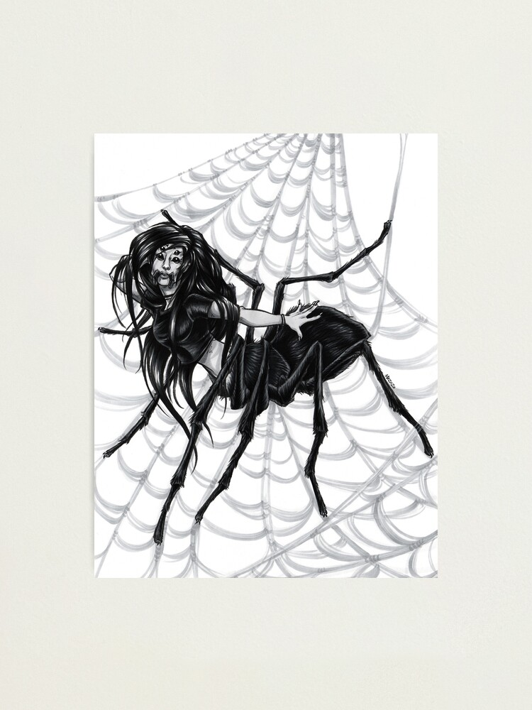 Alternate view of Arachnomorph Photographic Print