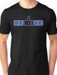 beLIEve blue T-Shirt