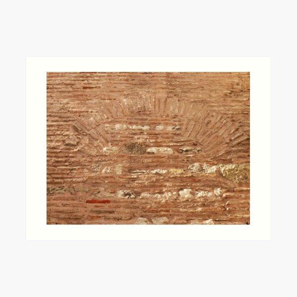 Wall with a history: Ayasofya (Haghia Sophia) Art Print