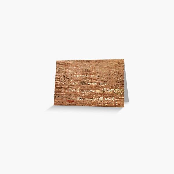 Wall with a history: Ayasofya (Haghia Sophia) Greeting Card