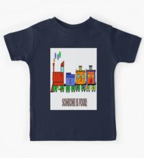 cartoonToy Train I Am Four Toddler Tshirt Kids Tee