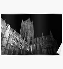 Lincoln Cathederal Poster